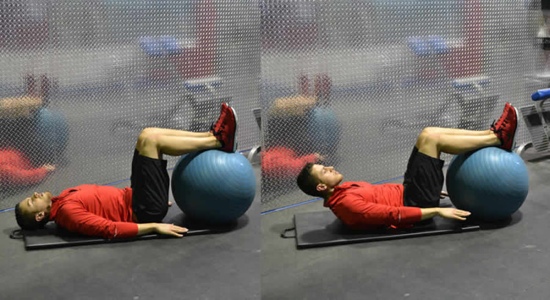 Crunches With Medicine Ball Male Online Personal Training
