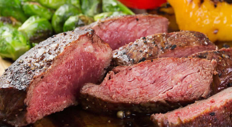 AAA Organic Tenderloin Strips as Recommended by a Holistic Nutiritonist
