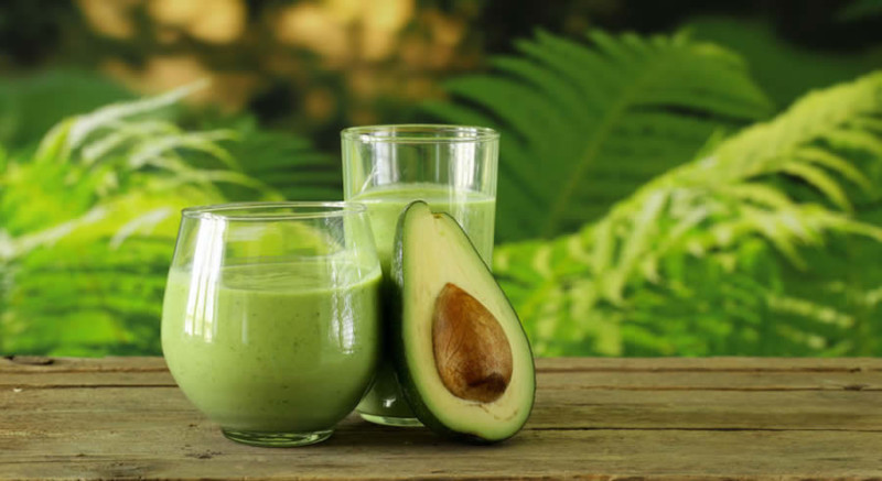 Avocado Protein Shake as Recommended by a Holistic Nutiritonist