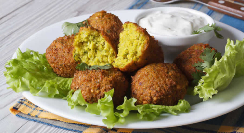 Falafels as Recommended by a Holistic Nutiritonist
