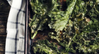 Kale Chips as Recommended by a Holistic Nutritionist