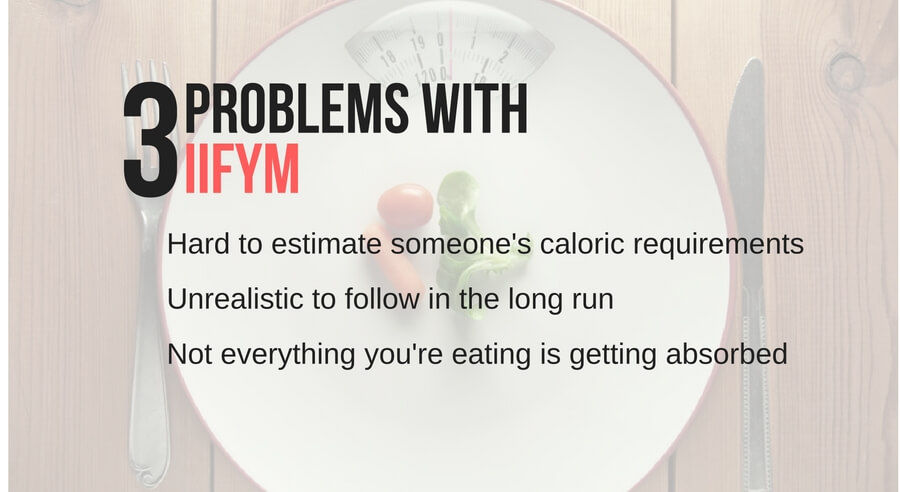 3 problems with IIFYM