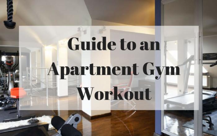 Apartment Gym Workout