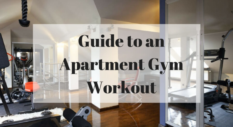 Superb Apartment Gym Workout